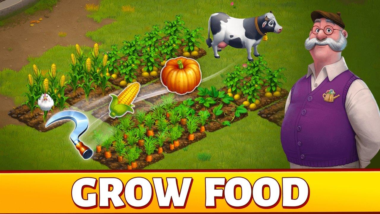 春谷农场冒险游戏最新版图片1