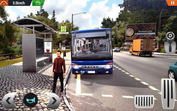 新的巴士游戏模拟器2020游戏图2