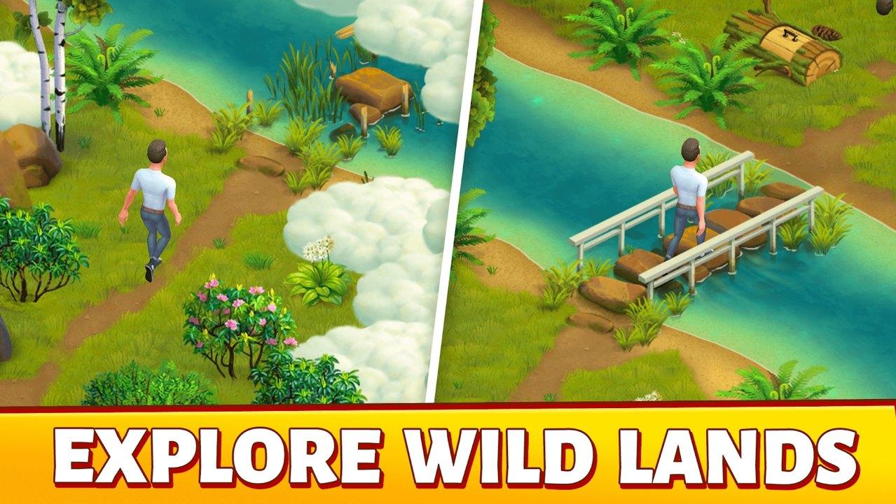春谷农场冒险游戏最新版图片4