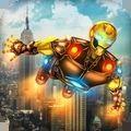 未来钢铁侠绳索英雄