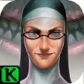 邪恶修女破碎面具