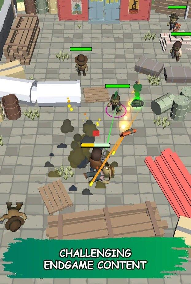 猎人回忆录游戏图3
