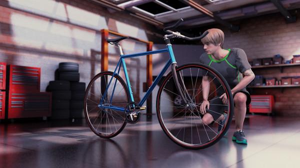 自行车信使游戏图1