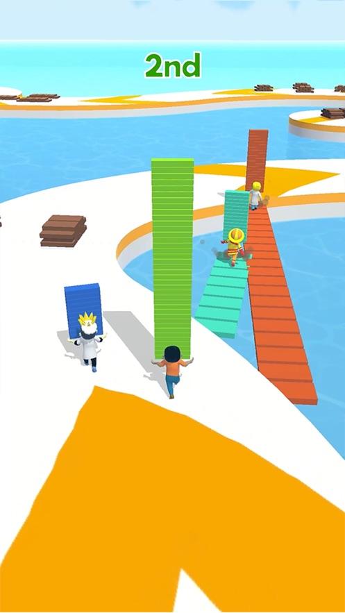 搭个桥快跑破解版图2