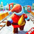 圣诞老人地铁冲浪游戏安卓版 v1.0