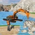 水上挖掘机模拟器