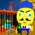 疯狂海绵邻居游戏安卓版 v1.0