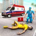 紧急救护车救援驾驶模拟器