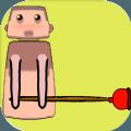 方头人的登山之旅游戏安卓版 v1.0