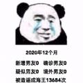 2020年12个月新增男友0确诊男友0表情包