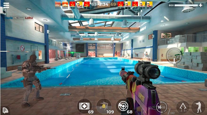 AWP模式史诗3D狙击游戏官方版图片1