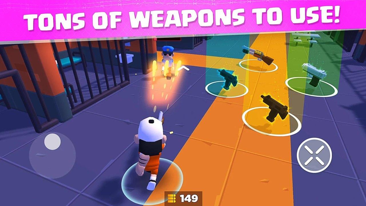 皇家监狱游戏安卓版图片1