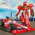 飞行式机器人战争游戏手机版