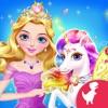 魔法公主独角兽化妆