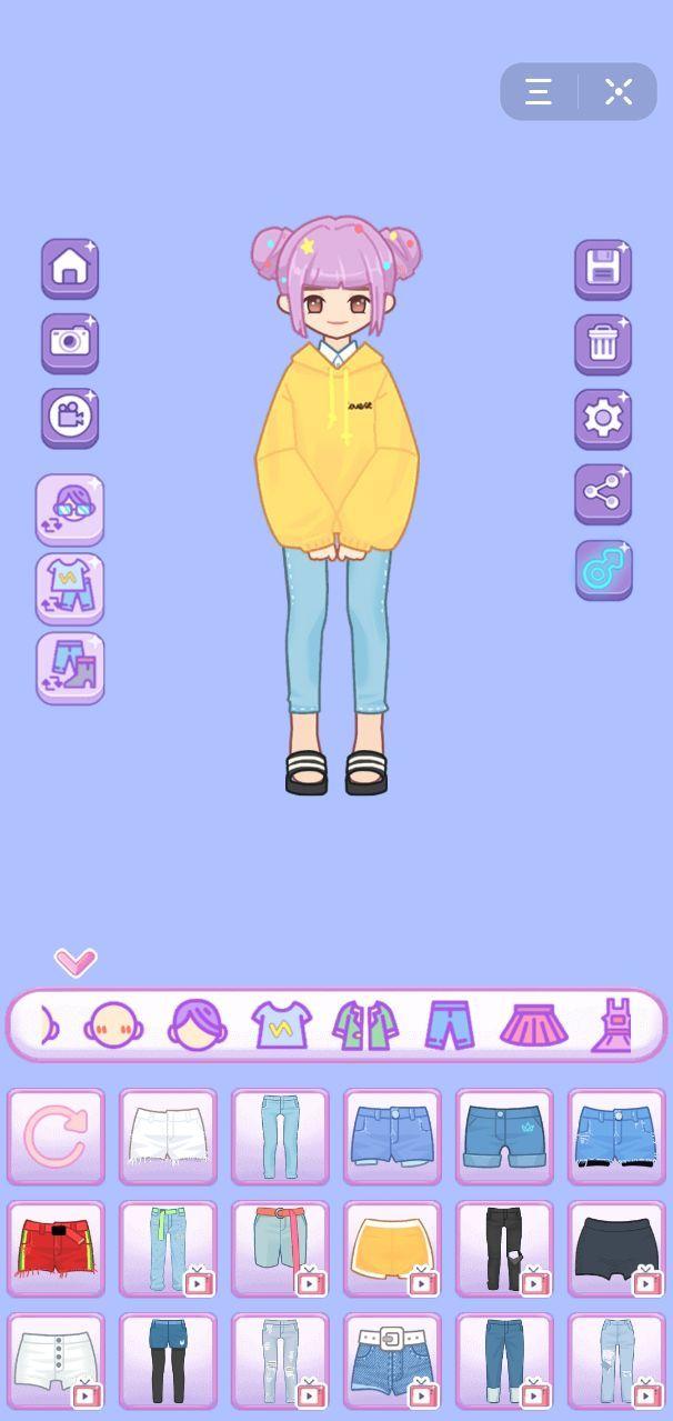 我的爱豆女友游戏官方版 v1.0