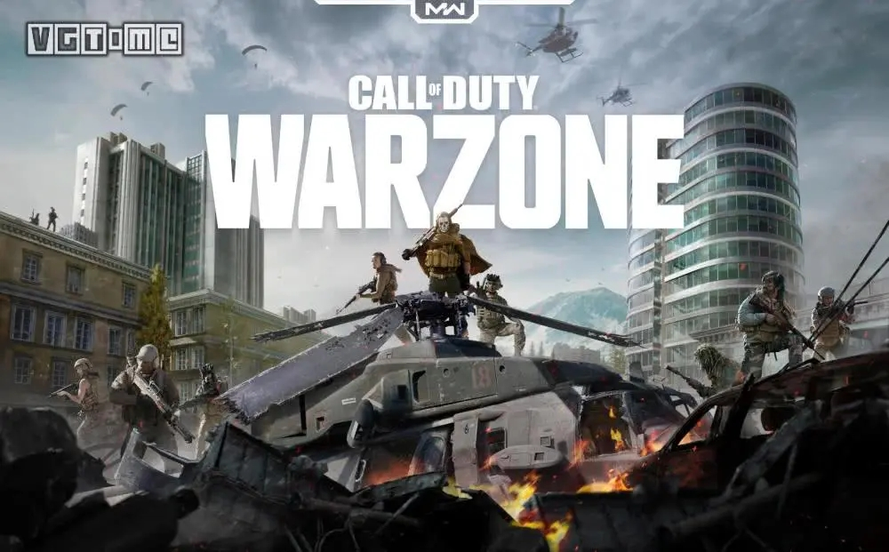 Call of duty warzone中文版图3