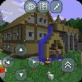 探索迷你世界建造房子