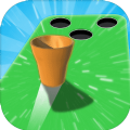 Throw Cups 3D
