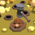 3D欢乐打地鼠
