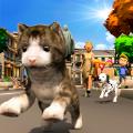 虚拟宠物猫逃生营救