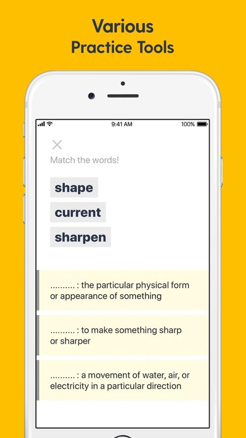 办公英语词汇软件app手机版 v1.0