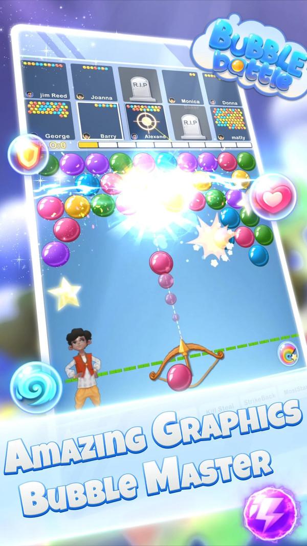 女神泡泡战游戏安卓版图片1