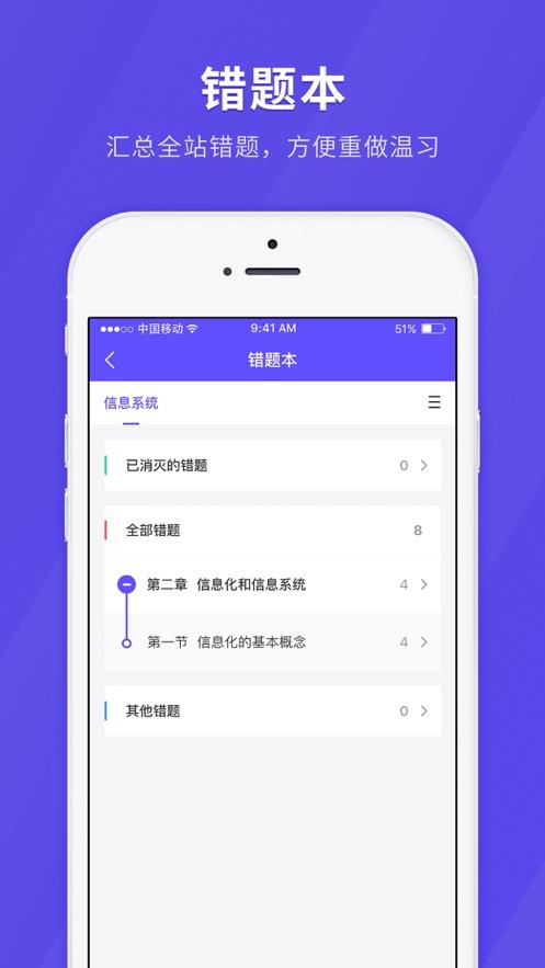 软考快题库app图1