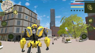 超级黄金机器人游戏图3