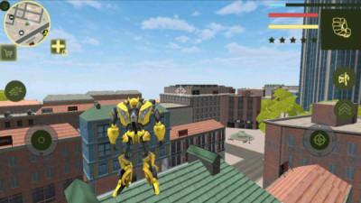 超级黄金机器人游戏图1