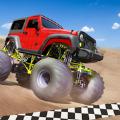 怪物卡车关路竞速游戏安卓版 v1.0
