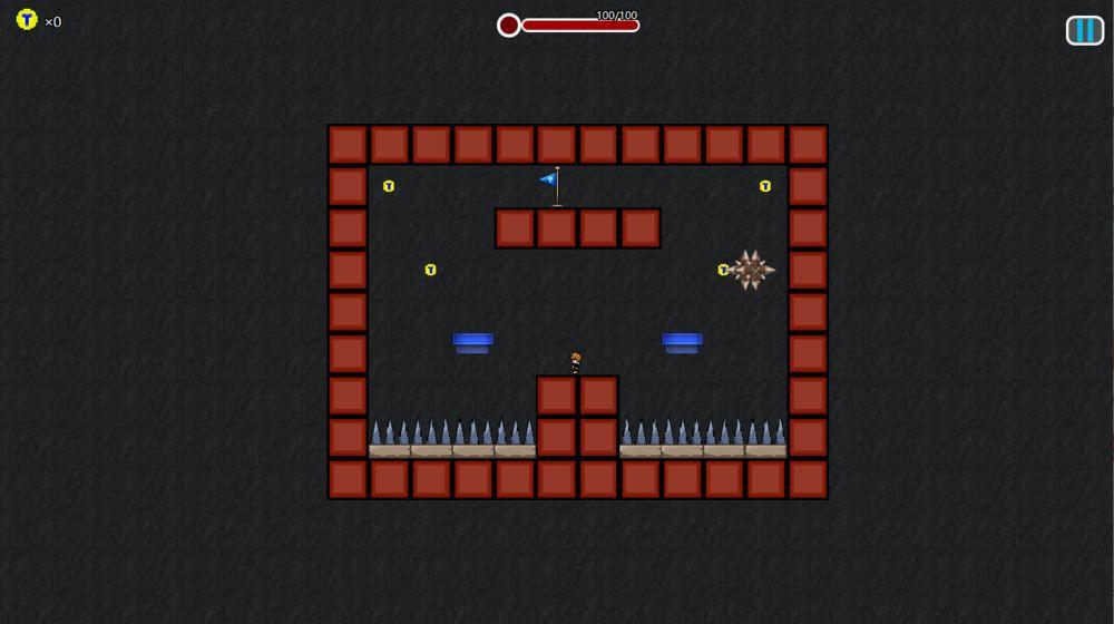 我的跳跃之旅小游戏图片1