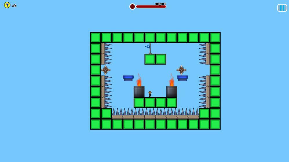 我的跳跃之旅小游戏图片2