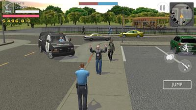 真實警察模擬器無限金幣內購最新破解版圖片2