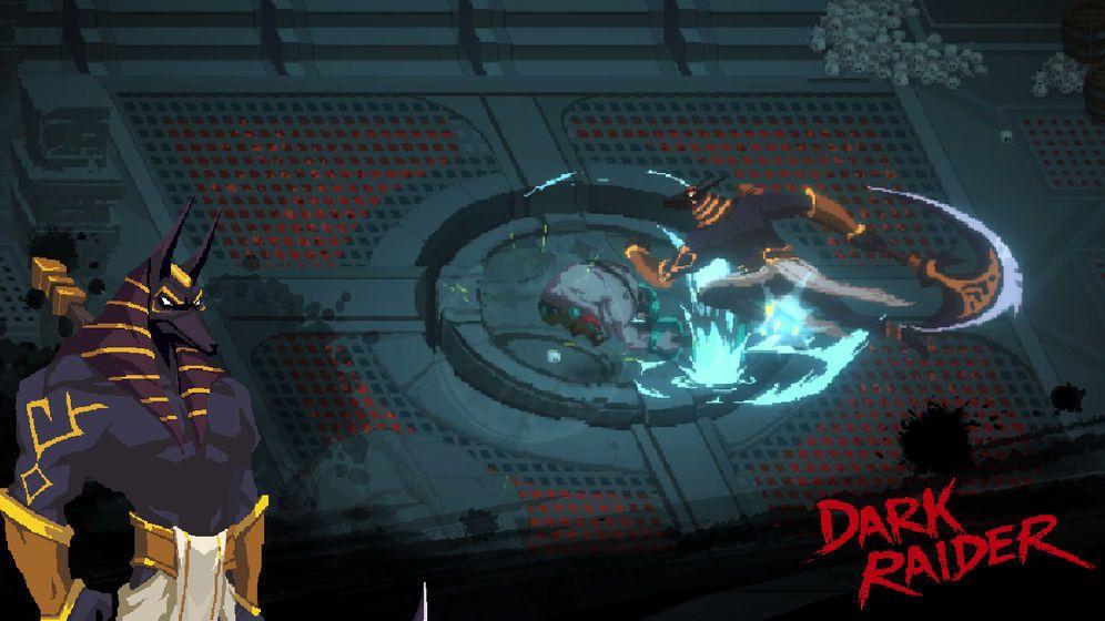 暗袭者Dark Raider弹反格挡怎么操作?新手最佳弹反格挡技巧分享[多图]