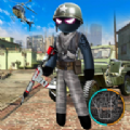陆军火柴人绳索英雄游戏安卓版 v1.0