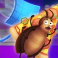 疯狂的虫子偷你的食物