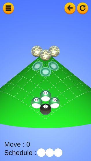 台球解谜2游戏图1