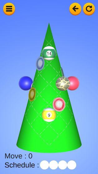 台球解谜2游戏图2