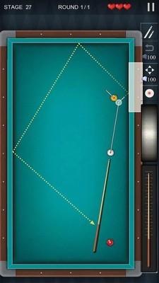 职业台球游戏图1