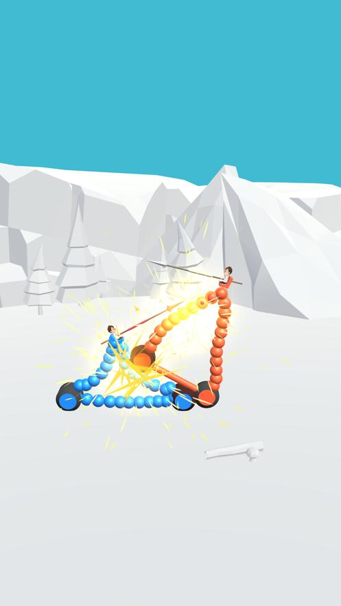 画线战车游戏最新版(Draw Joust)图片1