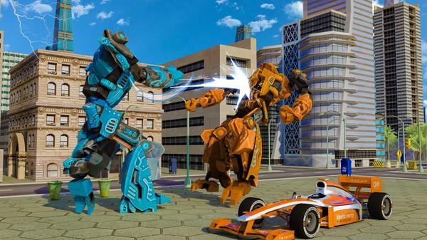 机器人战争任务游戏图3