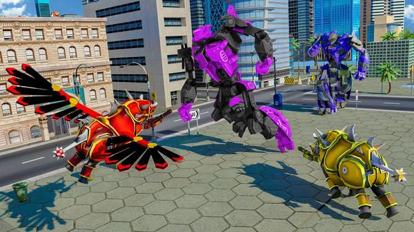 飞行犀牛模拟游戏图2