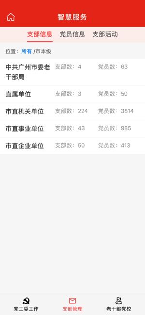 广州老干部工作者app官方版图片2