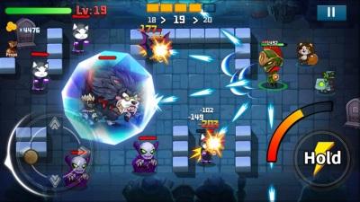 元气勇士大冒险游戏安卓版图片1