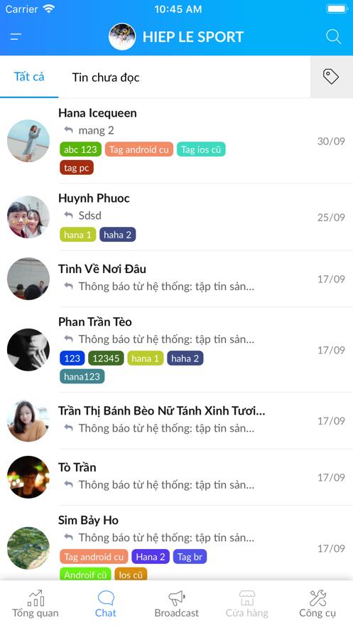 zalo下载越南2020最新版图1