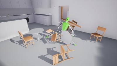 侦探机器人游戏图1
