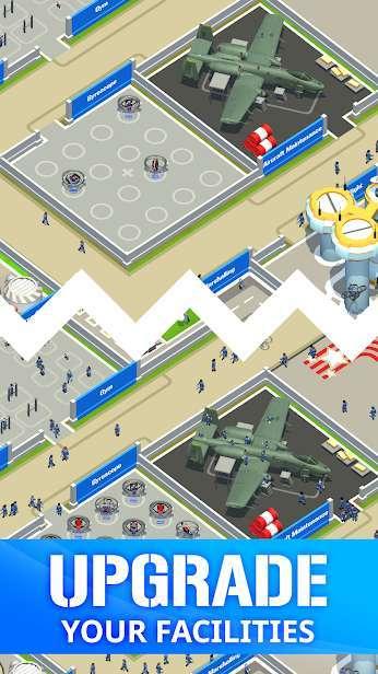 神盾飞行基地游戏中文版图片1