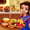 街头食品印度厨师