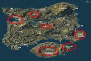 和平精英海岛2.0地图信号枪在哪刷 海岛2.0地图信号枪刷新位置分享[图]