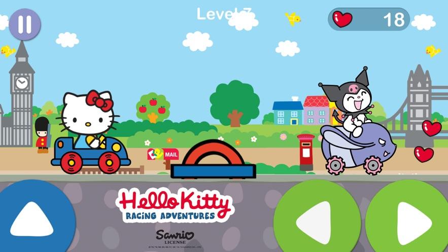 凯蒂猫飞行冒险最新ios苹果版图片2